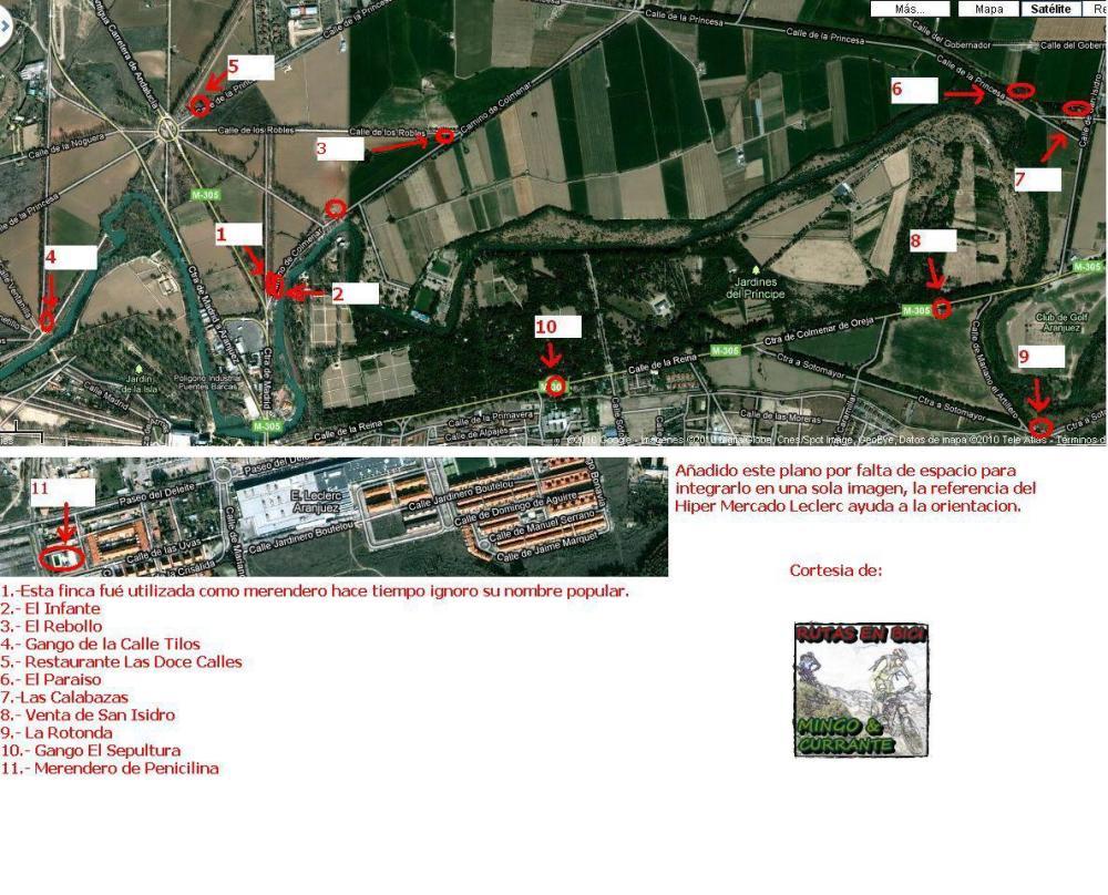 De merenderos en Aranjuez II
